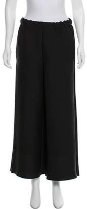 Issey Miyake Textured Wide-Leg Pants w/ Tags