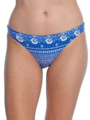 Polo Ralph Lauren Printed Bikini Bottom