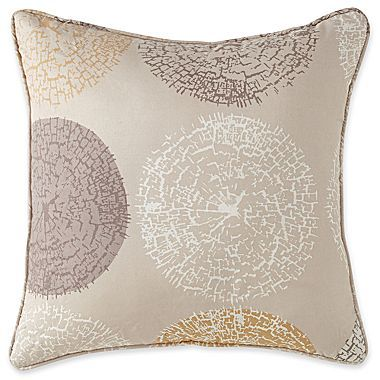 JCPenney Shayne Square Decorative Pillow