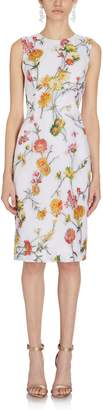 Prabal Gurung Floral Sheath Dress