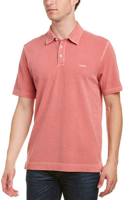 Ermenegildo Zegna Cotton Pique Polo Shirt