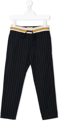 Bellerose Kids pinstripe trousers
