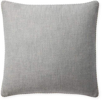 Serena & Lily Perennials® Basketweave Outdoor Pillow Cover