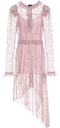Magda Butrym Morelia embroidered silk dress