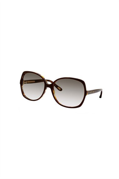 Marc Jacobs Oversized Retro Sunglasses
