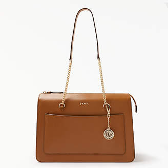 DKNY Sutton Textured Leather Tote Bag