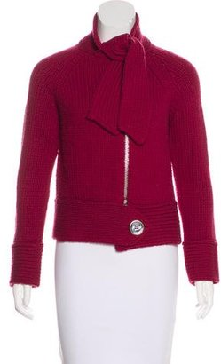 Louis Vuitton Cashmere & Wool- Blend Sweater