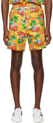Anton Belinskiy Multicolor Flower Shorts