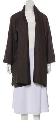eskandar Virgin Wool-Blend Coat