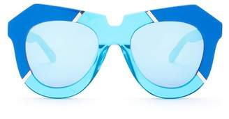 Karen Walker Women's One Splash Sunglasses