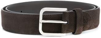 Canali classic buckled belt