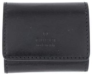 Gucci Leather Post It Case