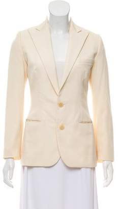 Ralph Lauren Black Label Wool Peak-Lapel Blazer