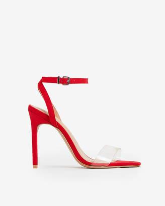 51f820089d9b Express Heeled Women s Sandals - ShopStyle