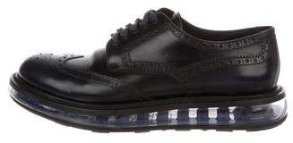 Prada Levitate Wingtip Brogues
