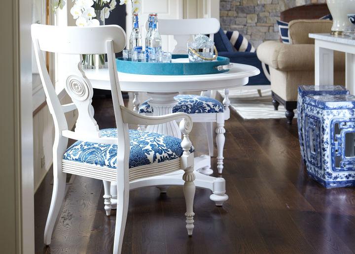 Ethan Allen Small Camden Dining Table