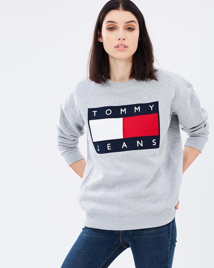 Tommy Hilfiger Boyfriend Classic Jumper