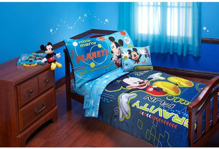 Disney Disney's Mickey Mouse Zero Gravity 4-pc. Bedding Set - Toddler