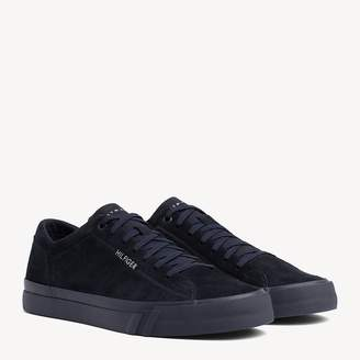 Suede Monotone Trainers