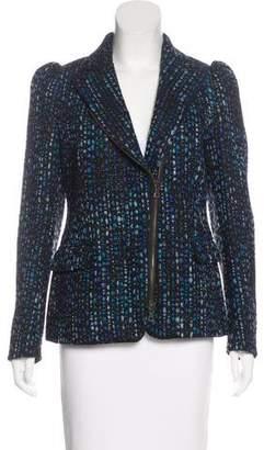 Dries Van Noten Wool Tweed Jacket w/ Tags