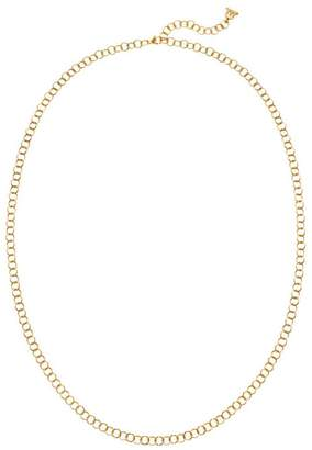 Temple St. Clair 18K Yellow Gold Round Link Necklace Chain/24""