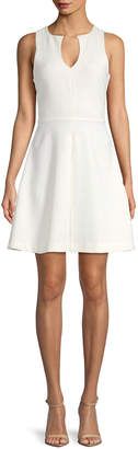 LIKELY Cut-Out A-Line Dress