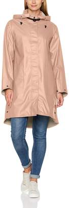 Ilse Jacobsen Women's Rain71 Coated Raincoat L