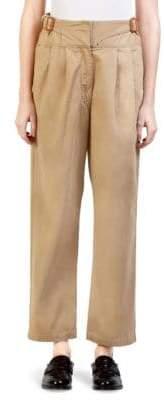 Loewe Buckle Chino Trousers