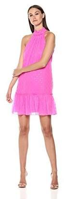 Trina Turk Trina Women's Bodega Bay Mock Neck Dress