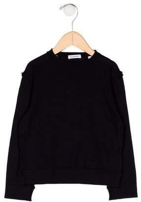 Dolce & Gabbana Boys' Knit Long Sleeve Sweater
