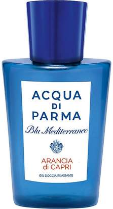 Acqua di Parma Women's Blu Med Arancia Shower Gel 200mL