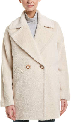 Trina Turk Nancy Wool & Alpaca-Blend Coat