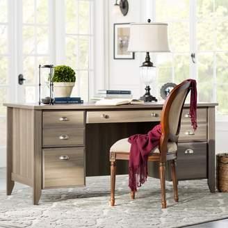 Three Posts Rupert Executive Desk