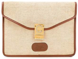 Celine Pre-Owned foldover clutch
