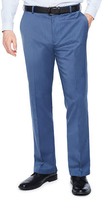 Van Heusen Men's Air Flat-Front Straight-Leg Flex Dress Pants
