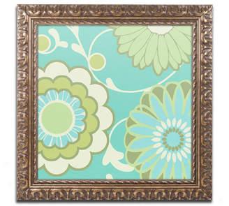 Trademark Global Color Bakery 'Hope Ii' Ornate Framed Art