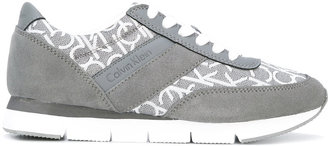 Calvin Klein lace-up sneakers $128.70 thestylecure.com