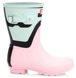 Hunter Original Short Shadow Rain Boots