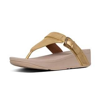 d5efe361aa2f FitFlop Women s Buckle Strap Zoe Toe Post Open Sandals