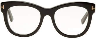 Tom Ford Black Cat Eye Glasses