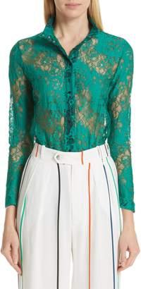 Roseanna Lace Shirt