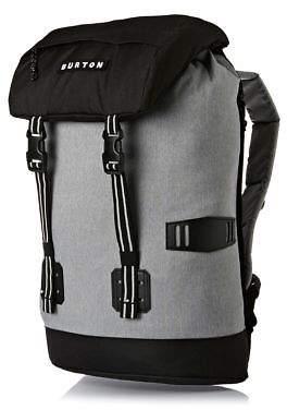 Burton Backpacks Tinder Pack Grey Heather Backpack - Grey Heather