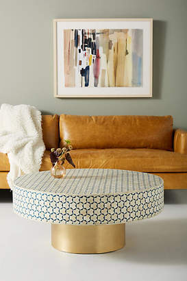 Anthropologie Targua Moroccan Coffee Table