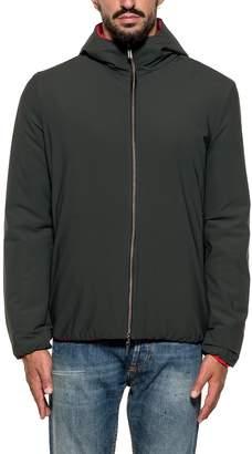 Revo Rrd Roberto Ricci Design Winter Jacket Anthracite / Red