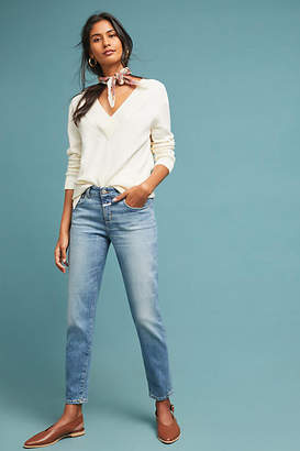 Closed Baker Mid-Rise Slim Ankle Jeans