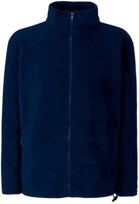 Fruit of the Loom Men's Outdoor Fleece Jacket M
