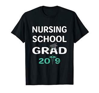 Nursing School Grad 2019 T-Shirt Nurse Graduation Funny Gift