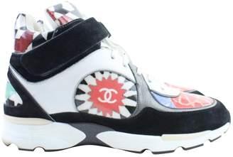 Chanel Multicolour Boots