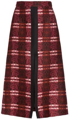 Mother of Pearl Marlow Midi Skirt