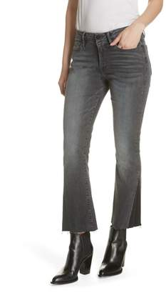 Frame Le Crop Mini Boot Shadow Gusset Jeans